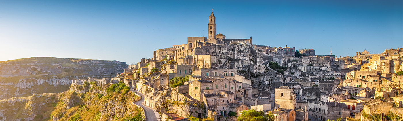 Photo: Matera Capital of Culture 2019